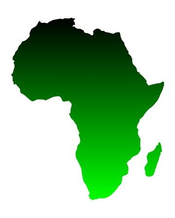 mapa de africa: Mapa de África
