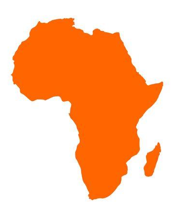 mapa de africa: Mapa de ?frica