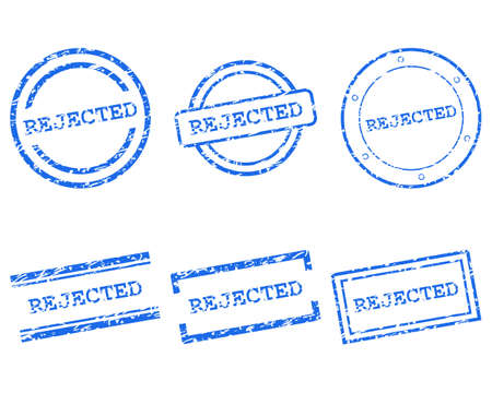 rejected: Rejected stamps