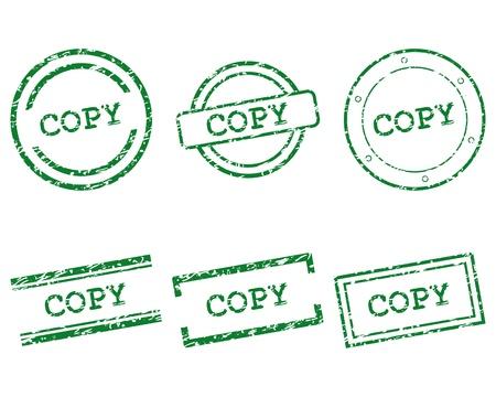 Kopieren Briefmarken