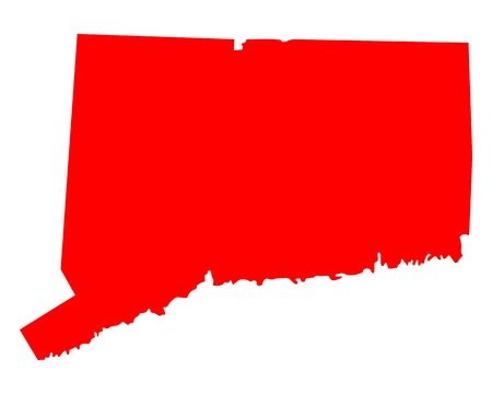 connecticut: Map of Connecticut