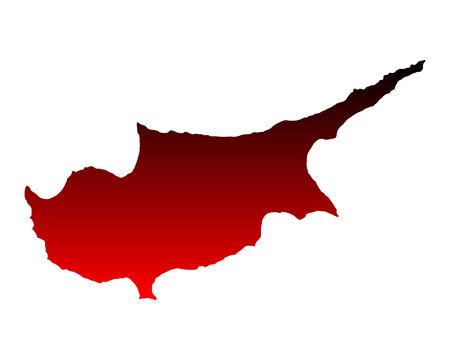 cyprus: Map of Cyprus