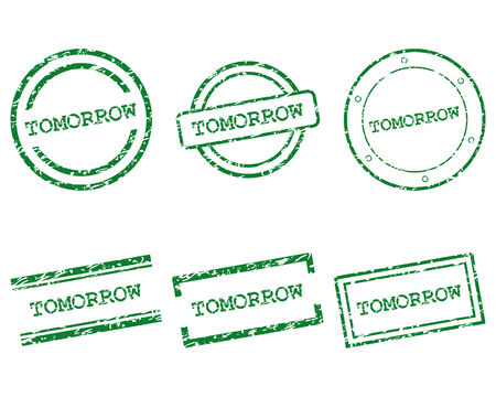 Tomorrow stamps