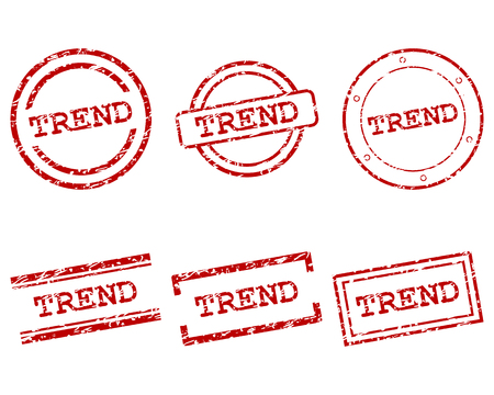 trend: Trend stamps