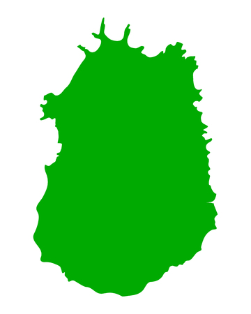 Map of Maio