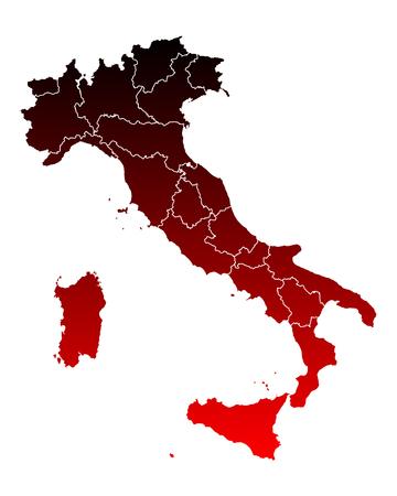 Overzicht van Italië