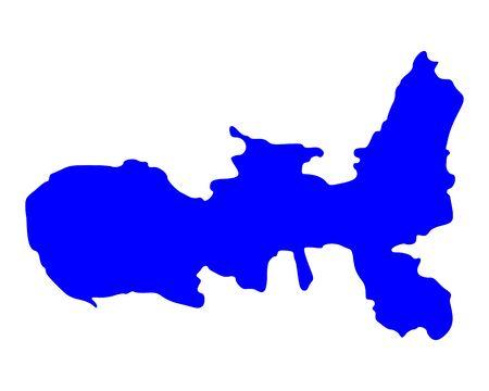 elba: Map of Elba