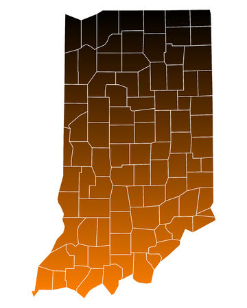 155 Indiana County Stock Vector Illustration And Royalty Free