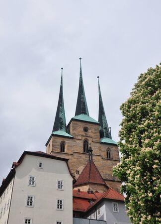 severus: Church of Saint Severus in Erfurt