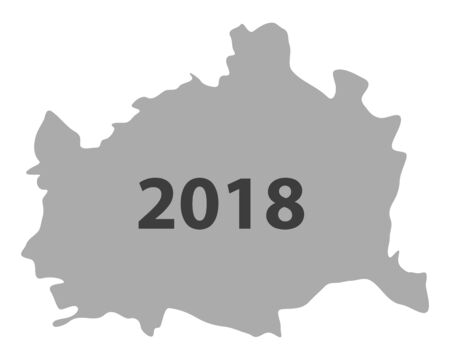 Map of Vienna 2018