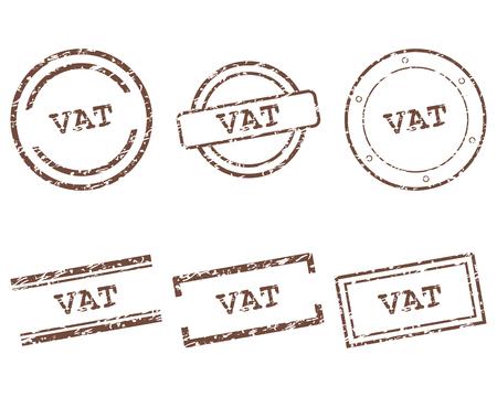 Vat stamps