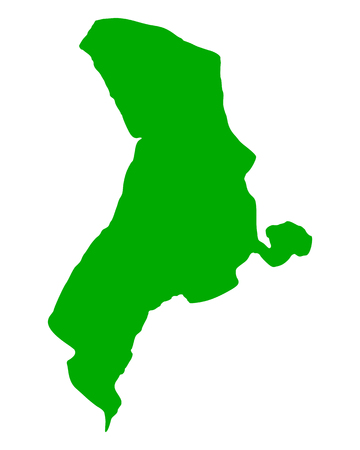 Map of Utah Lake