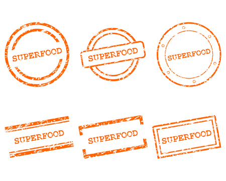 Superfood stamps