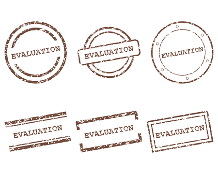 Timbri di valutazione Vettoriali