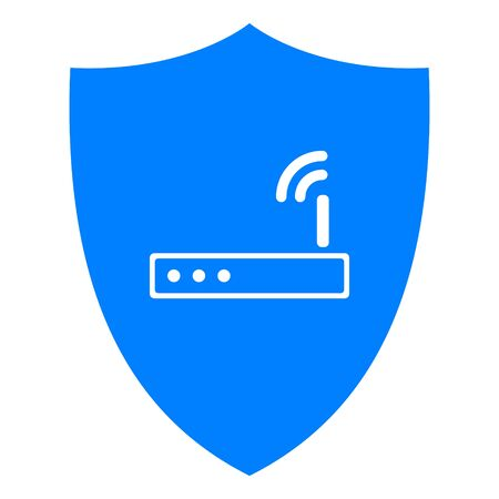Router and shield