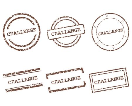Challenge stamps
