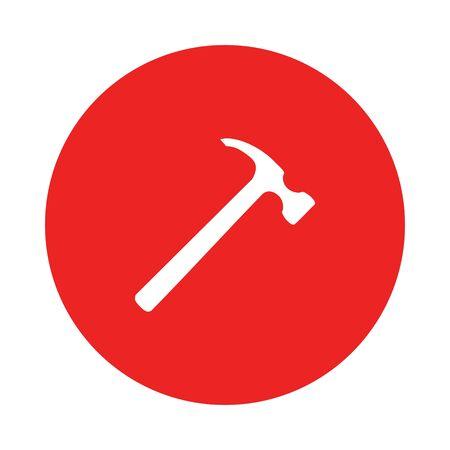 Hammer and circle