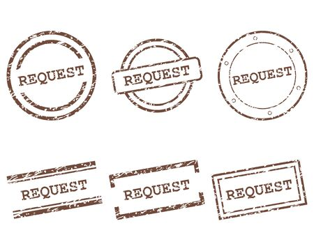 Request stamps