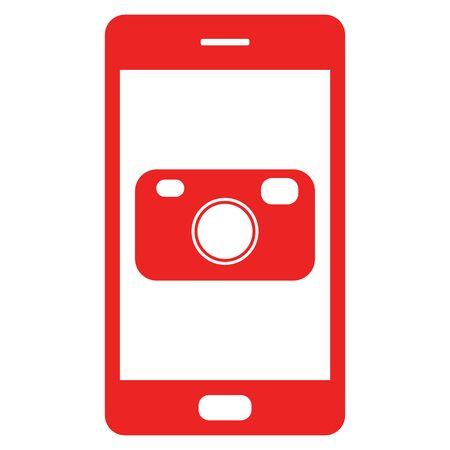 Camera and smartphone