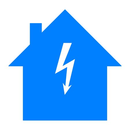 Lightning and home