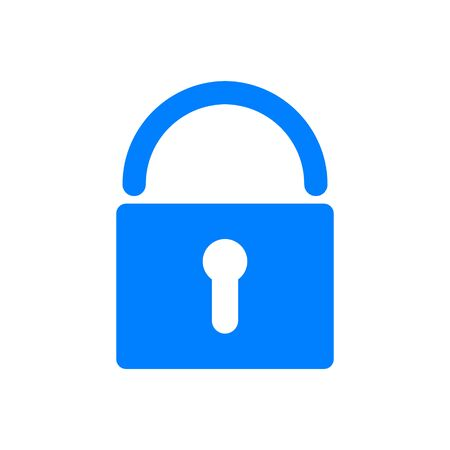 Lock and background