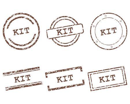 Kit stamps