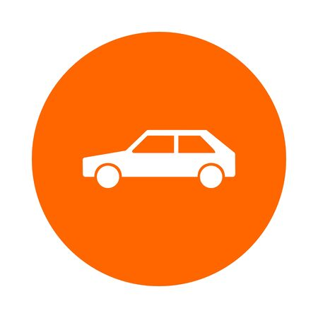Car and circle