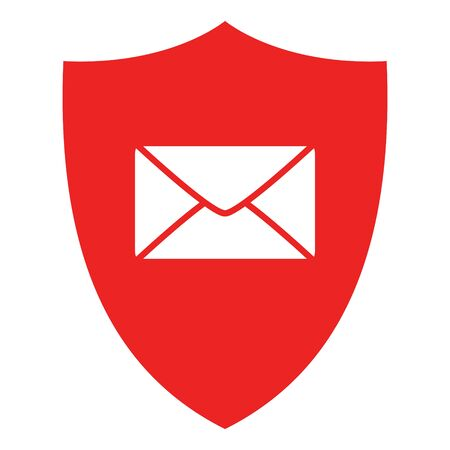 Envelope and shield
