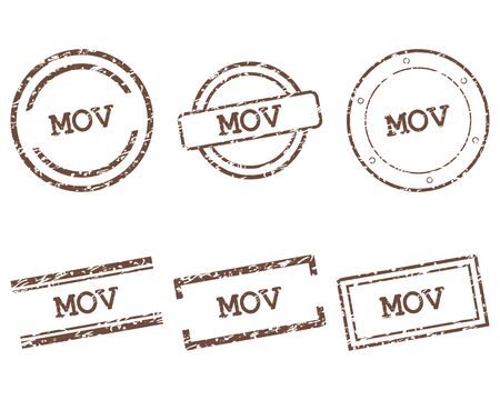 Mov stamps