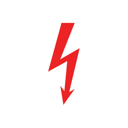 Lightning and background