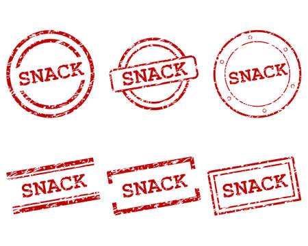 Snack stamps