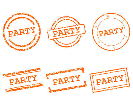 Party stamps