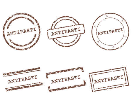 Antipasto stamps