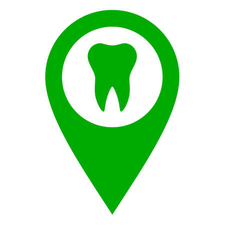 Tooth and location pin