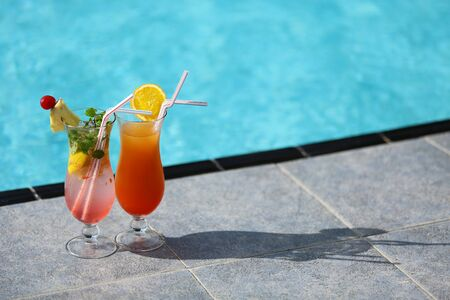 poolside: Poolside Coctails