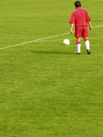 soccer Reklamní fotografie - 239509