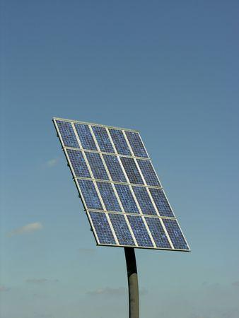 solární panel Reklamní fotografie
