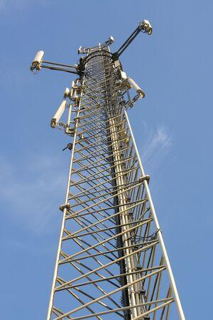 telephone antennae Reklamní fotografie