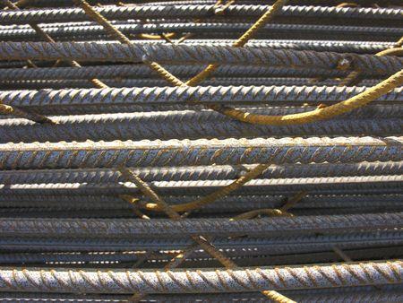 steel bars Reklamní fotografie - 247548