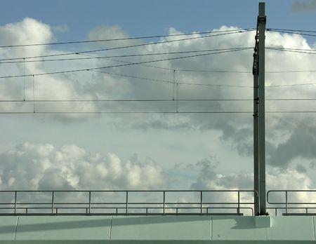 trainbridge Reklamní fotografie