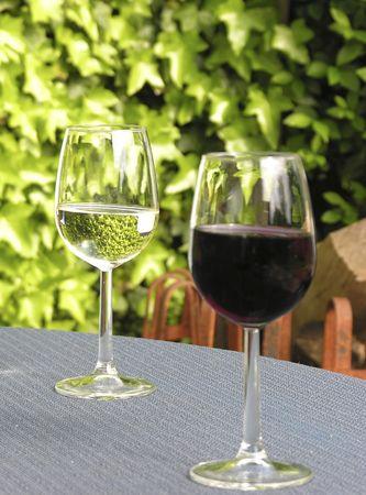 wineglass Reklamní fotografie
