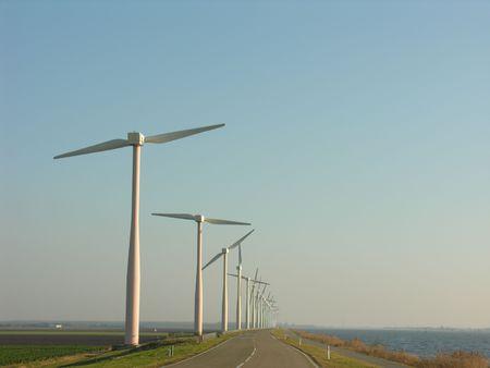 windmill Reklamní fotografie