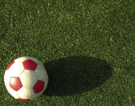 soccer bal Reklamní fotografie - 256531