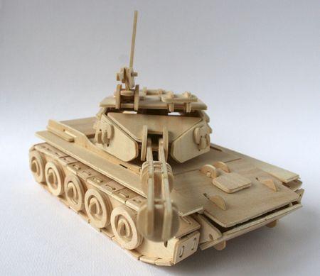 Tank Reklamní fotografie - 294288