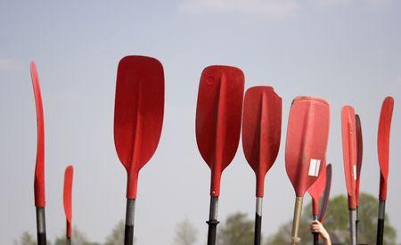 paddles: paddles