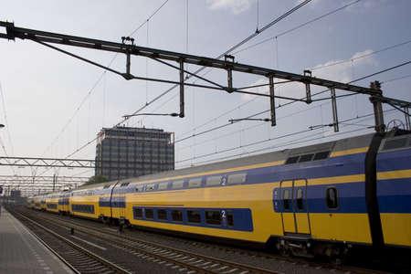 trains Reklamní fotografie - 401828