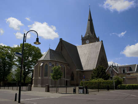 dutch church Reklamní fotografie - 414882