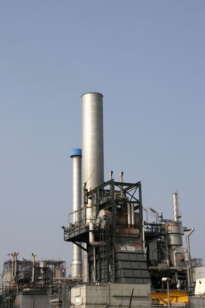 chemical plant Stock Photo - 883020