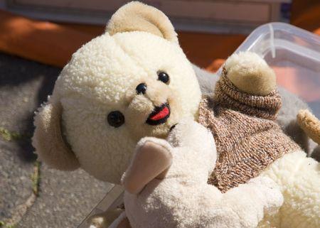 teddy bear Reklamní fotografie