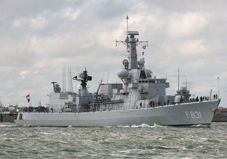 destroyer Reklamní fotografie - 942281